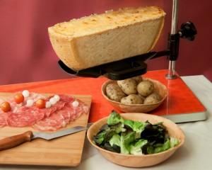 Schweizer und französischer Raclette Käse Käse Schaub Hannover